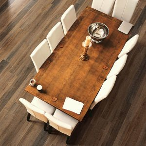 Dining room Vinyl flooring | Carpets by Direct