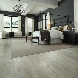 Hardwood flooring of bedroom | Carpets by Direct