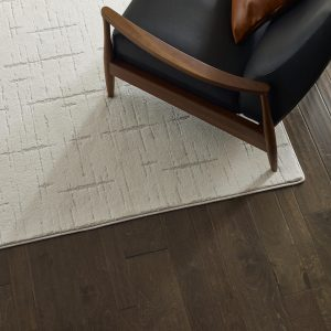 Chair on Hardwood flooring | Carpets by Direct