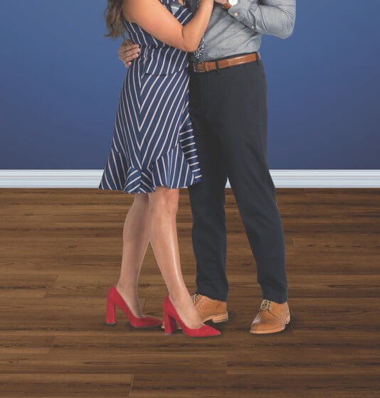 Couple dancing | Carpets by Direct