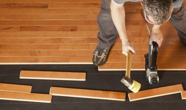 Hardwood installation Greensboro, NC | Carpets by Direct