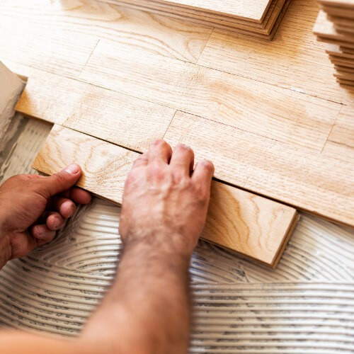 Installing Hardwood flooring | Carpets by Direct