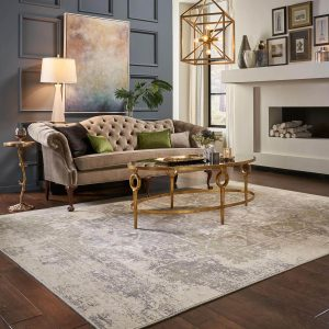 Area Rug in living room | Carpets by Direct