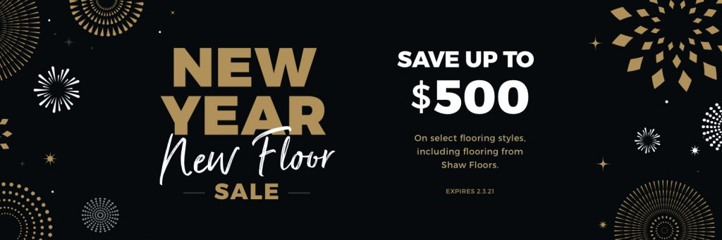 New Year New Floors Sale | Carpets by Direct