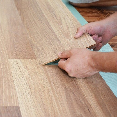 Installing Laminate flooring   Carpets by Direct